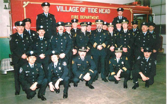 THFD mid 1980's